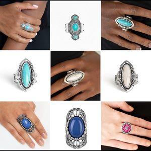 Bundle of rings 💍